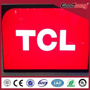 China Moible communication outdoor advertising led light box wholesale