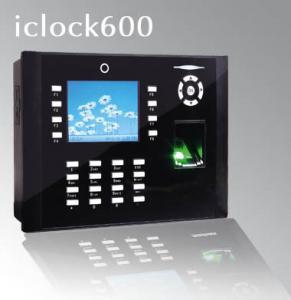 Top sale Biometric Fingerprint Time Clock Bio-Iclock600 for