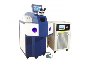 China 200W Jewelry Laser Spot Welding Machine for Goldsmiths / Malry 1064nm wavelength on sale