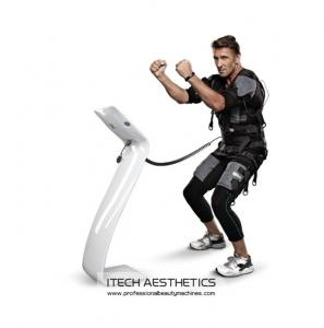 China Intensity / Frequency EMS Electrical Muscle Stimulation For Weight Light on sale