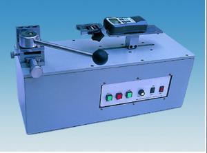 China 200N Horizontal Tensile Tester Manual Transverse Tension Test Machine on sale