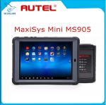 Sistema de análise diagnóstica automotivo original NOVO de Autel MaxiSys mini MS905 aBluetooth/WIFI com exposição de diodo emissor de luz