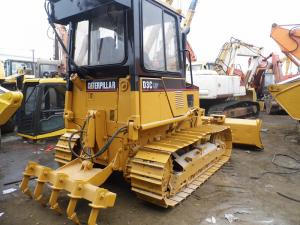 Used Caterpillar D3C Bulldozer With 5 shank ripper For Sale