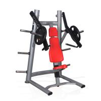 Sit-up incline chest training gym equipment,Plate Loaded Incline Chest Press