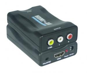 China Mini MHL and  to AV Converters support NTSC and PAL TV formats output on sale
