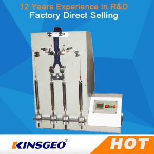 China 75mm LCD Fatigue Tester Machine , Dynamic Fatigue Testing Machine KJ-7026 on sale