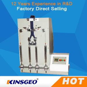 China 75mm LCD Fatigue Tester Machine , Dynamic Fatigue Testing Machine with 35kg Weight on sale