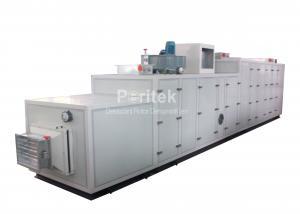 China Pharmaceutical Silica Gel Desiccant Dehumidifier 30000m³/h Airflow on sale