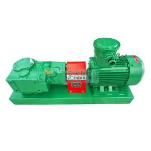 China Oil and Gas Drilling Mud Agitator / Small Footprint Without Skid Mud Mixer Machine on sale