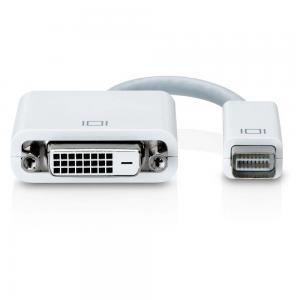 China Mini Dvi To Dvi-d 24+1 Converter Mobile Phone Accessories For Apple Imac Macbook on sale