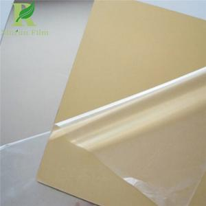 China 2 Mil Customized Anti-Scratch Adhesive Protective Film for PVC Sheet on sale