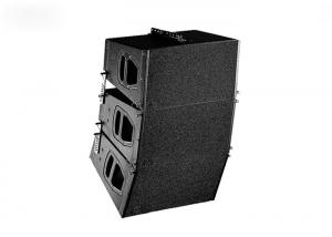 "China KTV Nightclubs Line Array Speakers 2x10"" two way 800W Neodymium Magnets on sale"