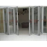 White color Aluminum Bi Folding Door