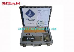 China SMT Line Reflow Oven Temperature Profile , Wave Soldering Profile CE Certification on sale