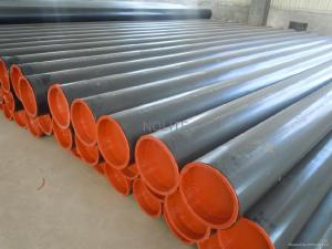 China GB/T3091-2001 ERW steel pipe FOR GAS on sale