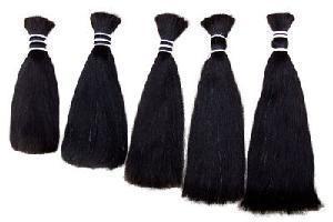 China Double Drawn Human Hair Bulk (MTL-HAIR-0005) on sale