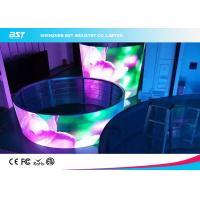 High Brightness Flexible Led Video Curtain Rental p7.62 Led Screen Module