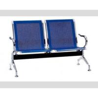 Dual Furniture Table And Chairs , Modern Office Furniture Metal Mesh Back , Chair