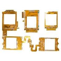 LCD Screen FPC Polymide Flexible PCB With 2 OZ Copper Plated 1.6mm