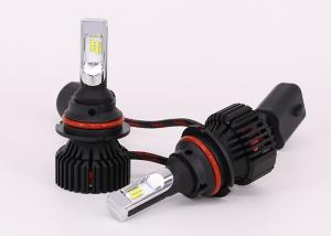 China 30W 12 Volt Led Headlights For Cars TC-T8 With Aircraft Aluminum Alloy Housing Material on sale