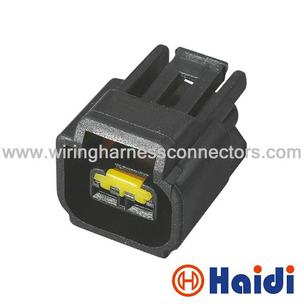 2 Pin Motorcycle Wiring Connectors Female For Denso / Ford