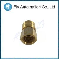 China Coupling Plug G1/2 14KA IW21 MPX Gas Fitting Tube Brass Pneumatic Quick Coupling on sale