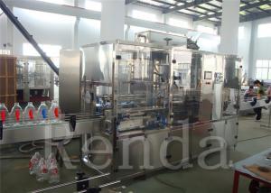 China Big Bottle Water Bottle Filling Machine Beverage Filling Machine Stainless Steel on sale