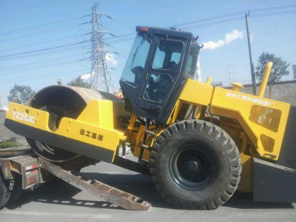 XCMG Compactor 20 ton YZ20JC 2011 ROAD ROLLER for sale – Used Road