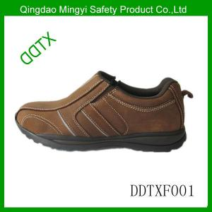 China Nubuck leather safety shoes on sale