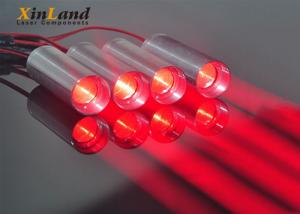 China Fat Wide Beam Red Laser Module , High Power Laser Module Long Distance on sale