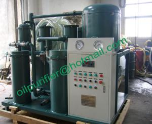 China Lubricants Oil Purification System,Vacuum Oil Dehydrator Plant Factory,lube oil degasification,impurity filtering supply on sale