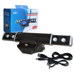 China PS VITA Home theater Audio speaker in black on sale