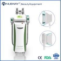 2015 New design 5 handles cryolipolysis machine for promotion