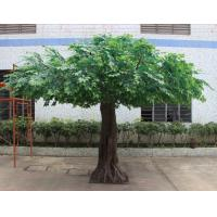 China decorative cheap wholesale indoor artificial banyan tree plant bonsai artificial ficus benjamina tree in Guangzhou on sale