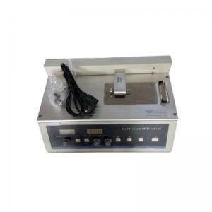 China Static And Kinetic Coefficient of  Plastic Testing Machine,  Coefficient of Friction Tester on sale