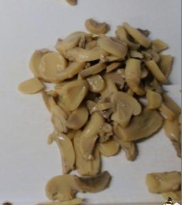 China 284g Agaricus Bisporus Mushrooms Slices / Pieces And Stems In Cans on sale
