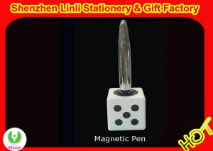 China New design Dice Magnetic pen  on sale