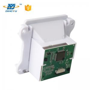 China Desktop 2D Barcode Scanner Embedded Platform USB TTL QR Code Handfree Automatic Scanning on sale