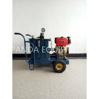Hydraulic Rock Splitter , Quarry Stone Cutting Machine , Hydraulic diesel motor stone rock splitter