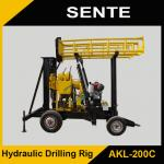 New type AKL-200C drilling rig manufacturers