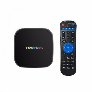 Quality T95R Powerful Android Mini PC Media Player , Android USB TV Box WiFi BT4.0 for sale