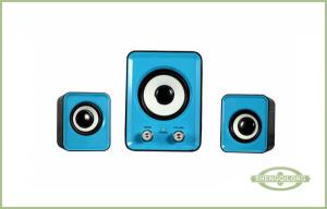 China PC Multimedia Speaker, With Double Diaphragm on sale