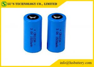 China CR123A 3v Lithium Battery CR123A Industrial Lithium Battery 1500mah limno2 battery on sale