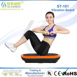 China Future 230 Watt Vibration Platform Fitness Exercise Machine & Workout Trainer on sale