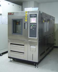 China Low / High Temperature Climatic Test Chamber , Humidity Environmental Chamber 220V / 380V on sale