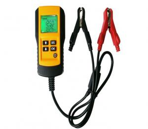 China AE300 Digital 12V Car Battery Tester Automotive Battery Load Tester and Analyzer Of Battery Life Percentage,Voltage on sale