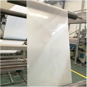 China Factory 1mm rigid PS plastic thermoforming HIPS sheet rolls food grade PS for blister pack on sale