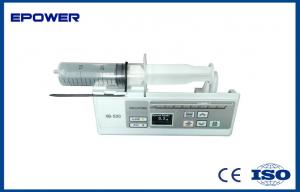 China Automatic Portable Syringe Pump For Thalassaemia Patient With Carry Bag on sale
