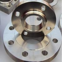 China Machining Heating Treatment Lap Joint Pipe Flanges , Stainless Steel Forged Flanges on sale