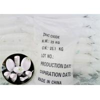 China HS 28170010 High Purity Micronized Zinc Oxide Powder For Ceramics CAS 1314-13-2 on sale